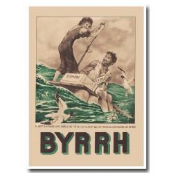 Publicité Byrrh 1937