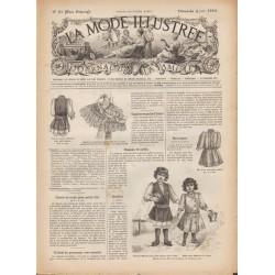 magazine La Mode Illustrée 1893-23-dresses-bath