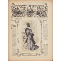 Revue complète de La Mode Illustrée 1906 N°03