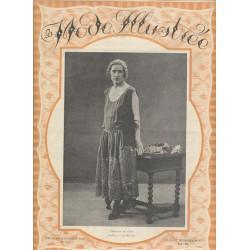 Revue La Mode Illustrée 1921 N°40