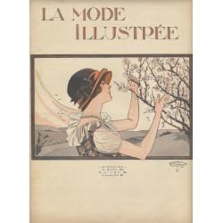 Complete magazine La Mode Illustrée 1924 N°11